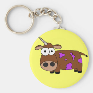 cow key chains