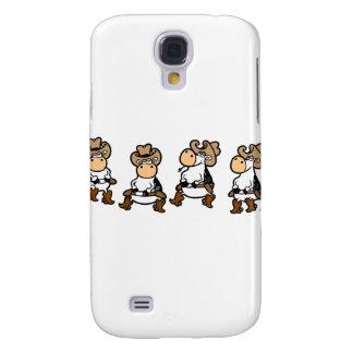 Cow Line dancin' HTC Vivid Cover