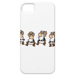 Cow Line dancin' iPhone 5 Cover