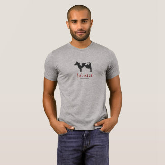 Cow/Lobster Men's Alternative facts t-shirt