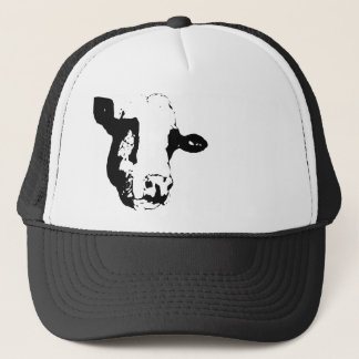 cow logo hat