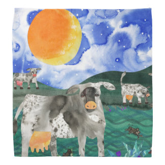 Cow Meadow Kerchief