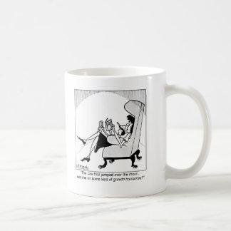 Cow, Moon & Growth Hormones Coffee Mug