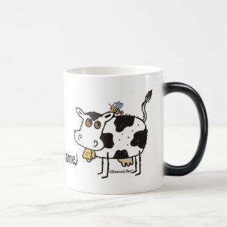 Cow Morphing Mug