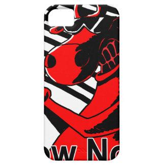 Cow Noir iPhone 5 Cases