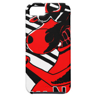 Cow Noir iPhone 5 Covers