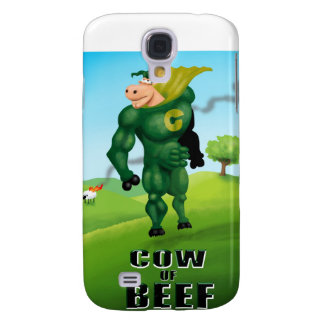 COW of BEEF! Galaxy S4 Case
