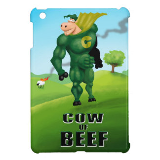 COW of BEEF! iPad Mini Cover