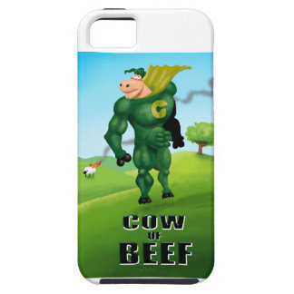 COW of BEEF! iPhone 5 Cover