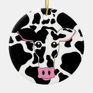 Cow Ornament