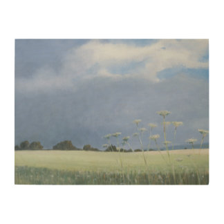 Cow Parsley 2012 Wood Canvases
