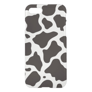 Cow pattern background iPhone 7 case