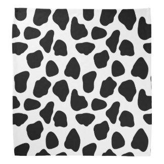 Cow pattern kerchief