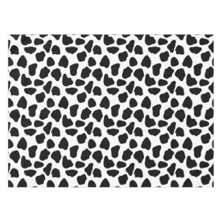 Cow pattern tablecloth