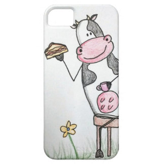 Cow phone case