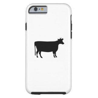 Cow Pictogram iPhone 6 Case Tough iPhone 6 Case