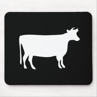 Cow Pictogram Mousepad