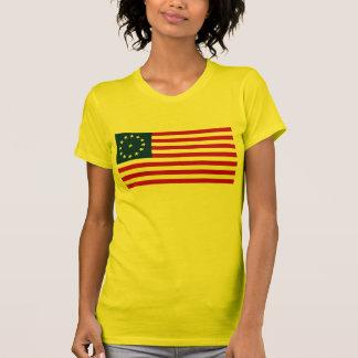 Cow Pins American Flag T Shirts