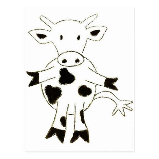 Cow Postcards