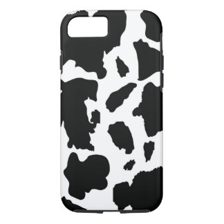 Cow Print iPhone 7 case - Country Style