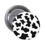 Cow Print Pins