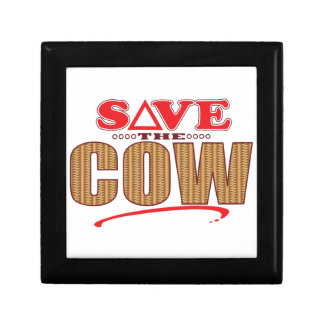 Cow Save Gift Box