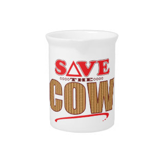 Cow Save Pitcher