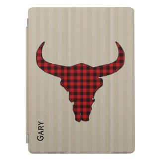 Cow Skull on Stripes iPad Pro Smart Cover iPad Pro Cover