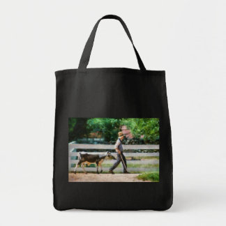 Cow -The farmer and the dell Tote Bag