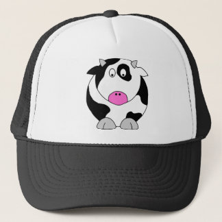 Cow Trucker Hat