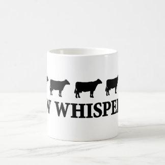 Cow Whisperer Coffee Mug