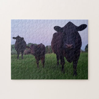 Cow Yup Cow! Jigsaw Puzzle