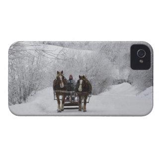 Cowansville, Quebec, Canada iPhone 4 Cover