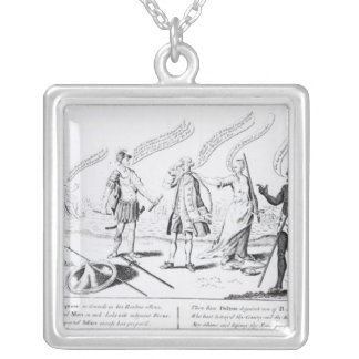 Cowardice Rewarded or the Devil will have his Silver Plated Necklace