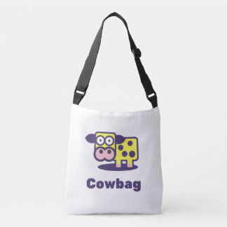 Cowbag Double-Sided Design Crossbody Bag