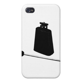 Cowbell Cover For iPhone 4