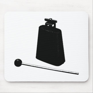 Cowbell Mouse Pads