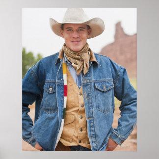 Cowboy 12 poster