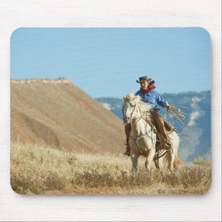 Cowboy 13 mouse pad