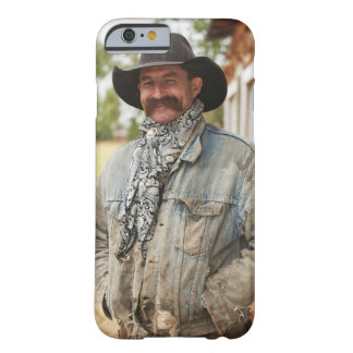 Cowboy 14 barely there iPhone 6 case