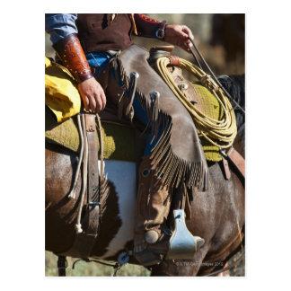 Cowboy 2 postcard