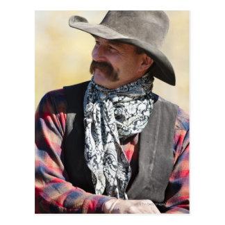 Cowboy 5 postcard