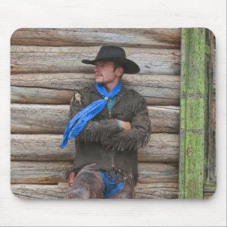Cowboy 6 mouse mat