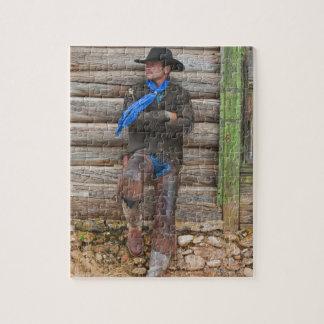 Cowboy 6 puzzle