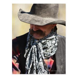 Cowboy 8 postcard