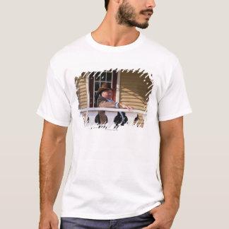 Cowboy at Home T-Shirt