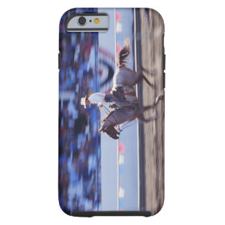 Cowboy at the Rodeo Tough iPhone 6 Case