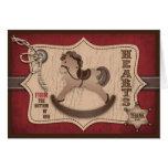 Cowboy Baby TY Card