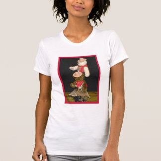 Cowboy bears on stage T-Shirt