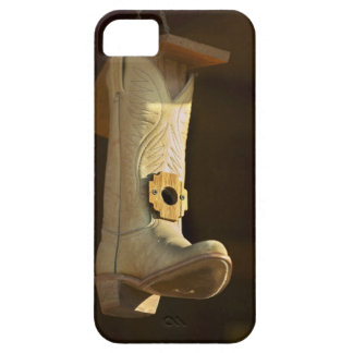 Cowboy boot bird house barely there iPhone 5 case